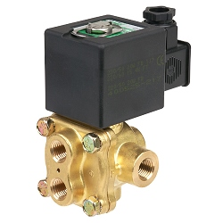 | VAN ĐIỆN TỪ ASCO 342, SERIES 342, Mono-Stable, NPT1/4, Brass Body, NBR Seal