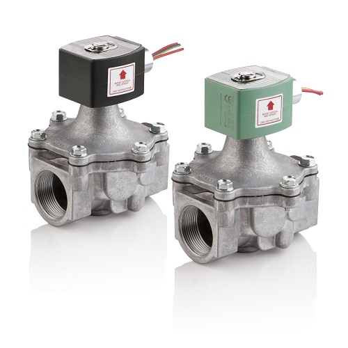 | Solenoid Valve - 2 Way: 2/2 - ASCO Series 215