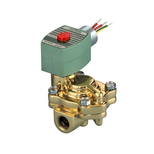| Solenoid Valve - 2 Way: 2/2 - ASCO Series 221