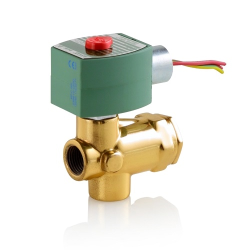 |  Solenoid Valve - 2 Way: 2/2 - ASCO Series 223