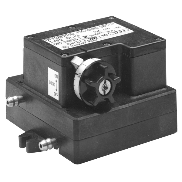 | Model No. CL13 Differential Pressure Switch