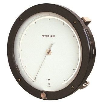 | Model No. GP__ Precision Pressure Gauge