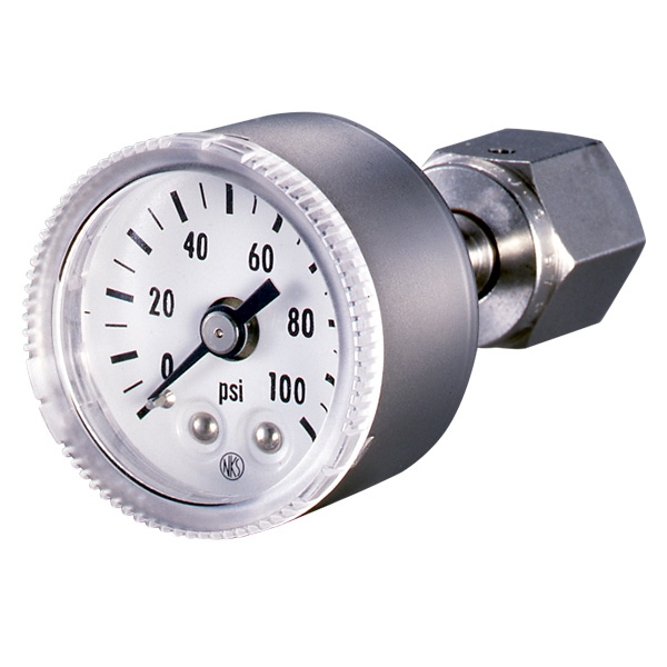 | Model No. GW35/GW45 Pressure Gauge for Semiconductor Industry