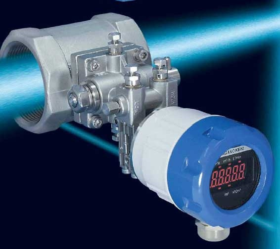 | Model No. NV6/8 Series Differential Pressure Digital Flowmeter