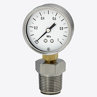 | Model No. SN8 Small Diaphragm-Seal type Pressure Gauges