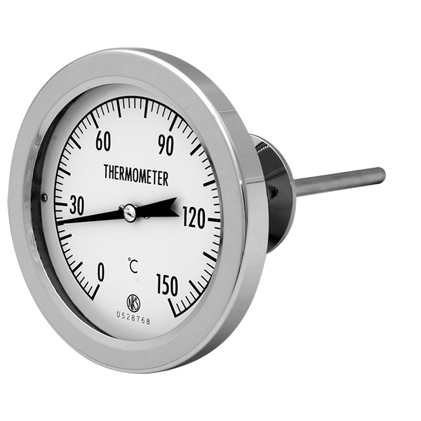 | Model No. TU1 Sanitary bimetal thermometers