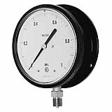 | Model No. GA__ Grade 0.5 Pressure Gauges